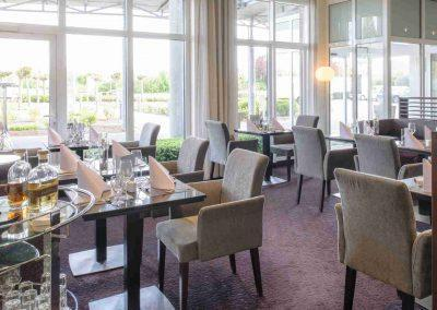 Mercure Hotel Kamen Unna Restaurant Fensteransicht