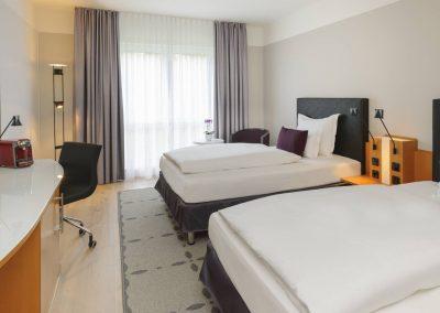 Mercure Hotel Kamen Unna Superior Zimmer Twin Bett