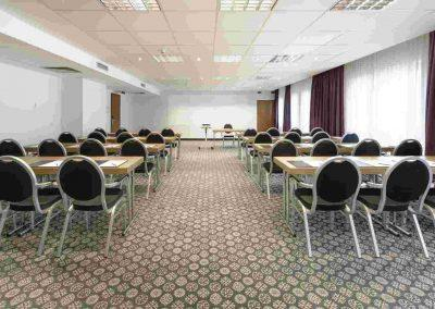 Mercure Hotel Kamen Unna Tagungsraum parlamentarisch